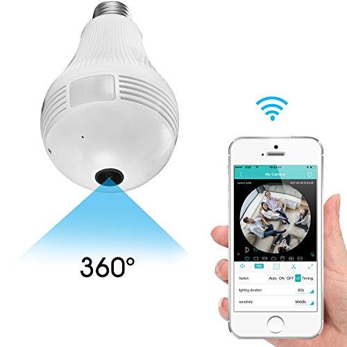 Camera Spion de supraveghere Wireless
