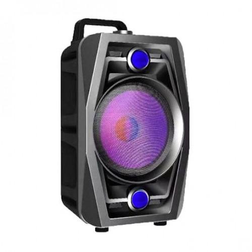Boxa Tip Troler A63 Bluetooth, Radio, Card, USB , Aux + Microfon , Telecomanda