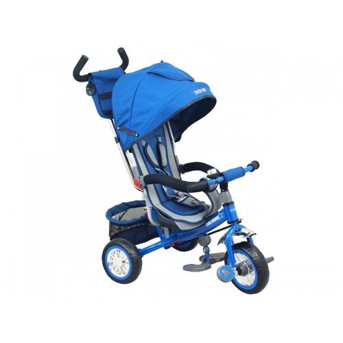 Tricicleta copii Lina Baby Super Speed Albastru