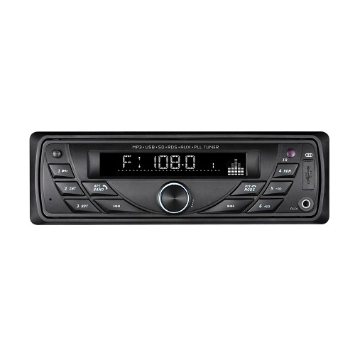 CD Player E-boda CMP1004 Bluetooth, radio FM, USB, Card SD