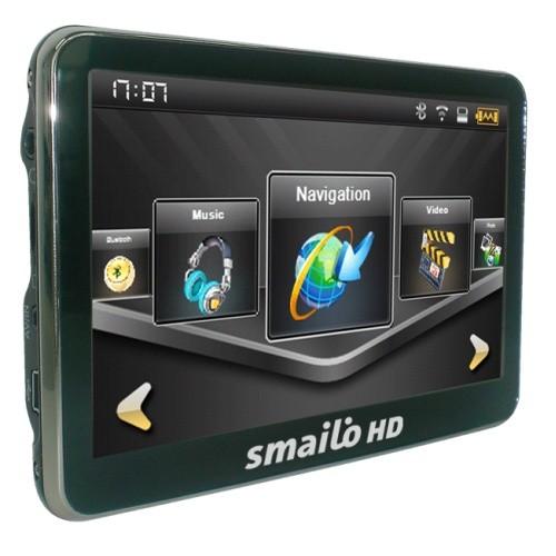 GPS Smailo HD 5.0 Romania