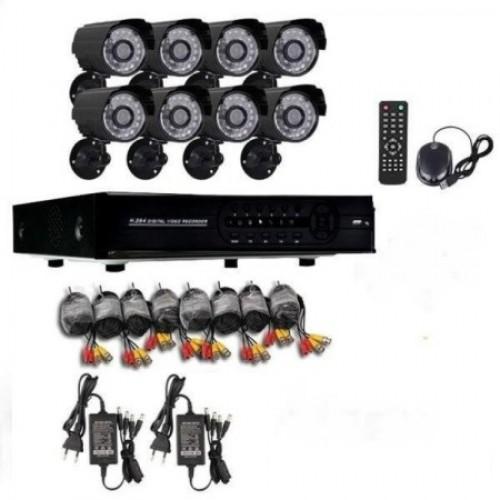 KIT CCTV 8 Camere Supraveghere