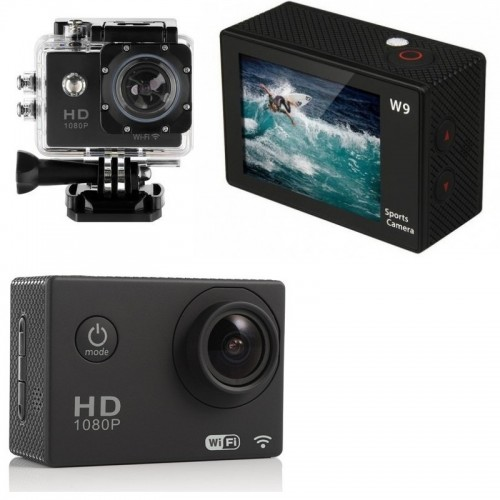Action Camera SJ4000 Wi-Fi Subacvatica Full HD 1080p 12MP